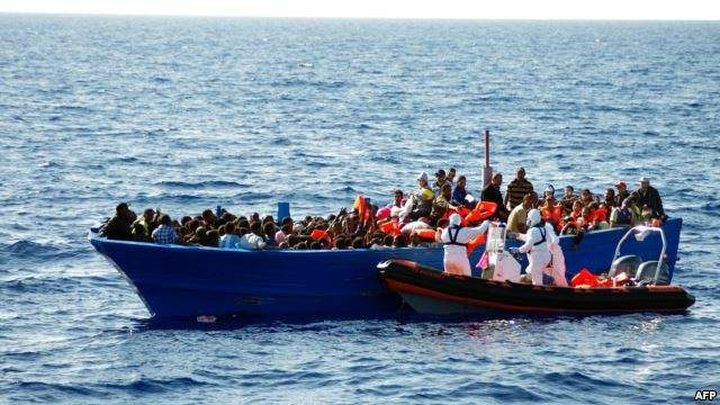 ليبيا: ضبط 57 مهاجرا غير نظامي