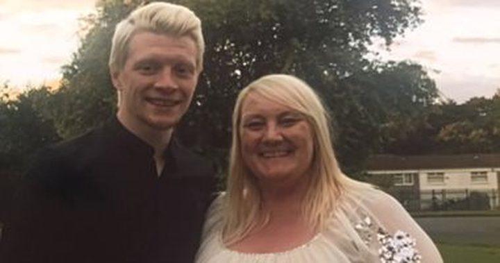 سيدة تخسر 21 كيلو حتى لا تحرج ابنها بحفل زفافه