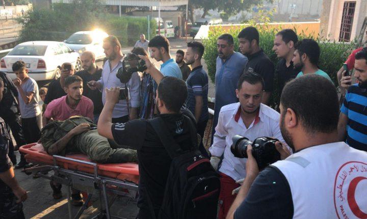 ثلاثة شهداء في قصف اسرائيلي شمال قطاع غزة