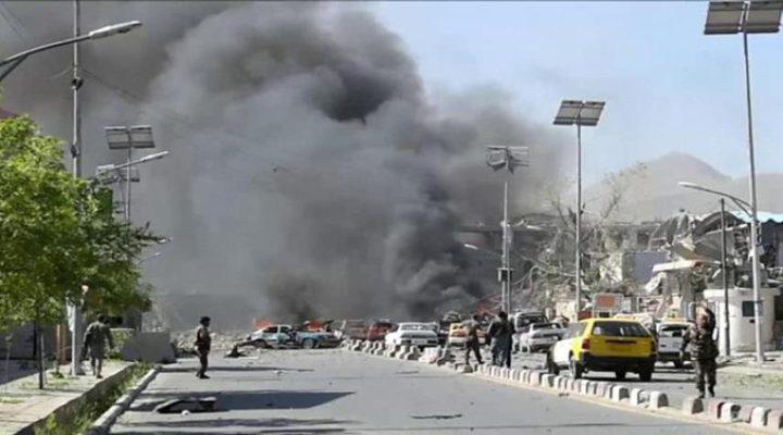قتلى وجرحى بهجوم استهدف حفل زفاف في كابل