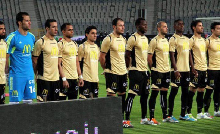 نادي مصري يتعاقد مع المنتخب الفلسطيني لكرة القدم
