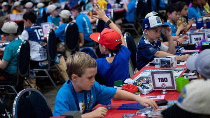"""بطولة العالم لـ""""بوكيمون"""" في واشنطن"""