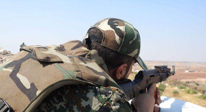 خبير عسكري: تحرير الأرض السورية أمر لا رجعة فيه