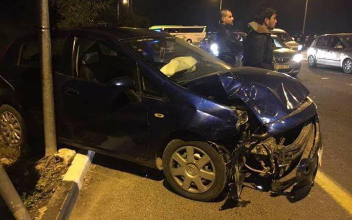مصرع شاب بحادث سير في نابلس