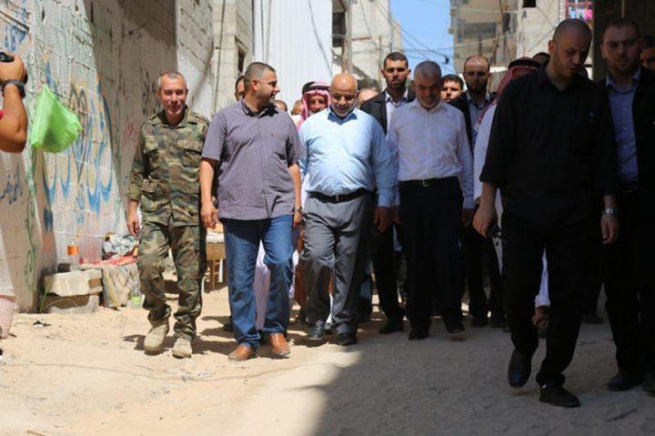 عائلة البحيصي ترفض استقبال قادة حماس بدير البلح