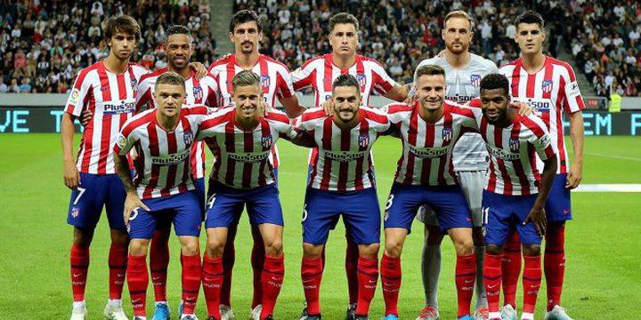 سميوني يُعلن عن تشكيله أتلتيكو مدريد لمباراة خيتافي