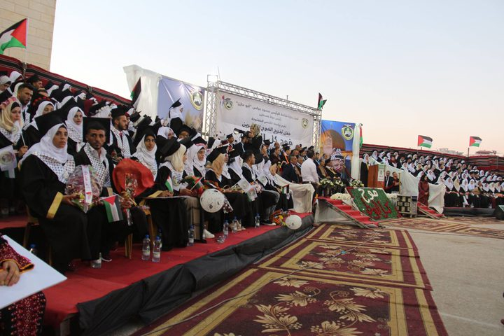 جامعة القدس تحصد المركز الثانيفي مؤتمر العلوم الـ 13 في الصين