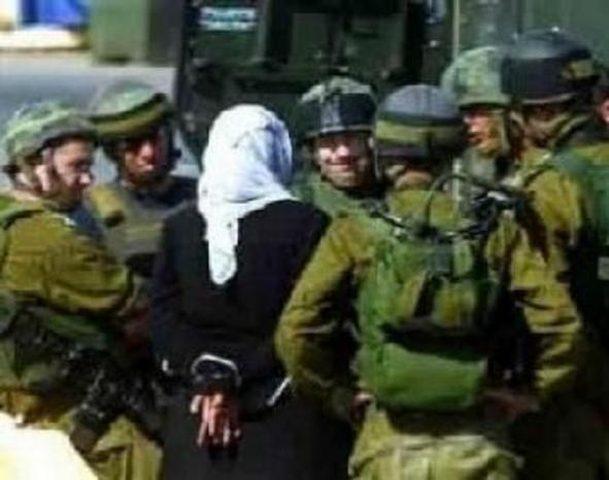 قوات الاحتلال تعتقل مواطنة من جنين على معبر الكرامة
