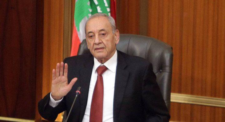 بري يؤكد أنصفقة القرن محاولة مكشوفة لتصفية القضية الفلسطينية