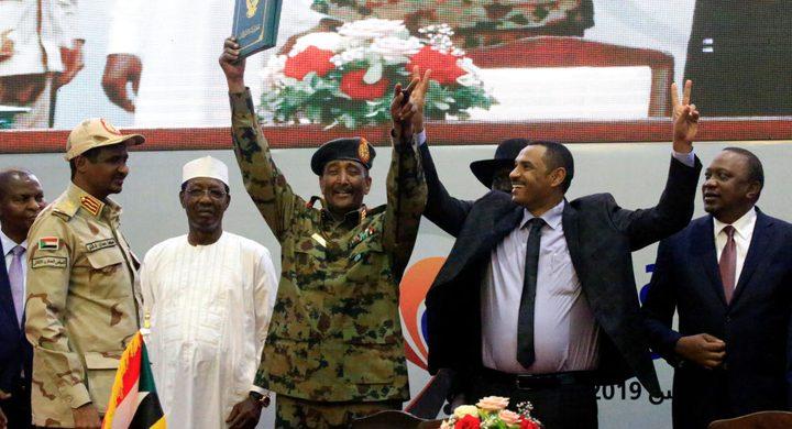 السودان.. حل المجلس العسكري والاستعداد لمرحلة انتقالية