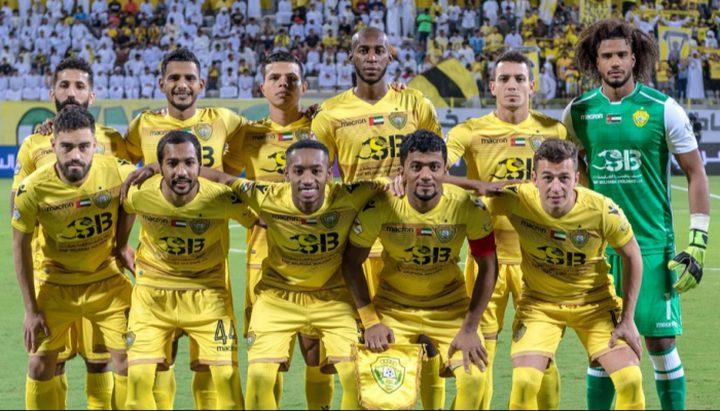 الوصل الإماراتي يتقدم على الهلال السوداني في أندية الأبطال