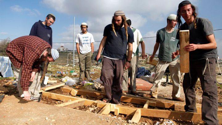 مستوطنون يعتدون على مزارعين شمال رام الله