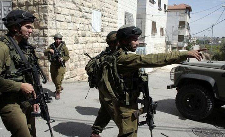 الاحتلال الإسرائيلي يعتقل مواطناً أردنياً