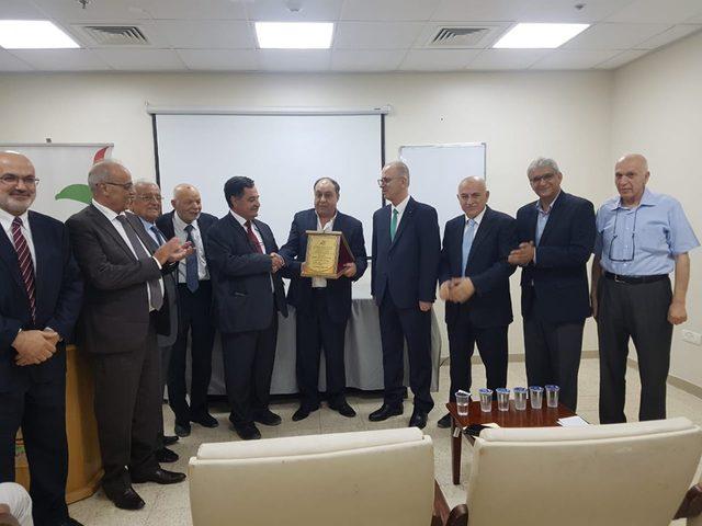 تعيين الدكتور كمال حجازي مديراً لمستشفى النجاح الوطني الجامعي