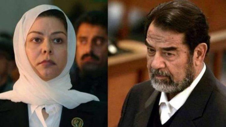 هذا ما أوصى به صدام حسين في رسالة بخط يده