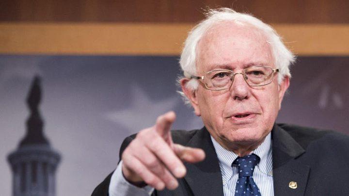 """مرشح للرئاسة الأمريكية يدعو الكونغرس لوقف الدعم المالي """"لإسرائيل"""""""