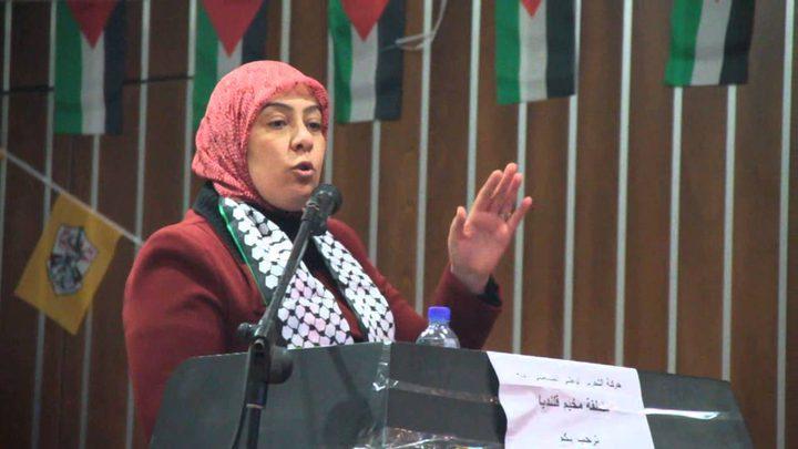 المحافظ ليلى غنام تطلع وفدا صحفيا برازيليا على معاناة شعبنا
