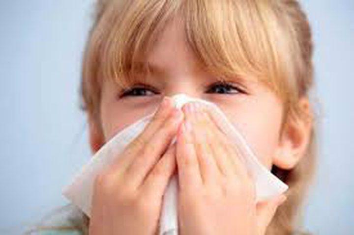 علاج حساسية الأنف عند الأطفال
