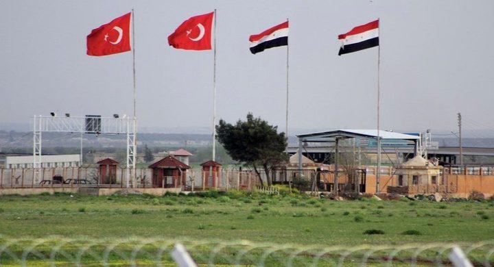 تركيا تبدأ بالعمل في المنطقة الآمنة شمال سوريا