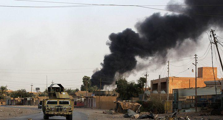 الحشد الشعبي: طائرات إسرائيلية استهدفت مقرّات عراقية
