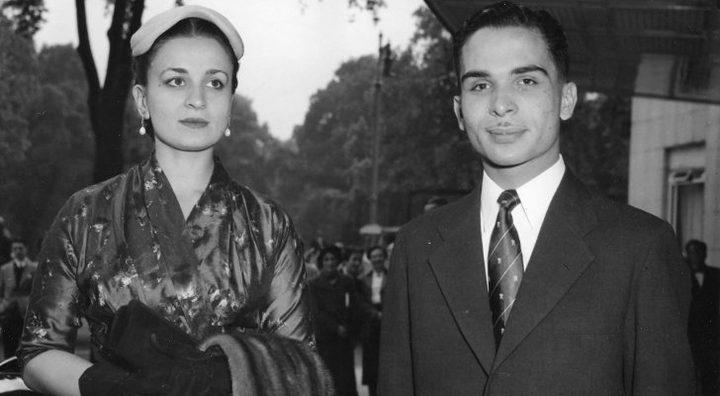 وفاة الأميرة دينا زوجة العاهل الأردني الراحل الحسين بن طلال