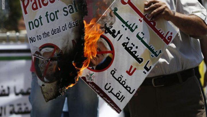 أمناء سر لحركة فتح: دعوات أمريكية مشبوهة لشق الصف الوطني
