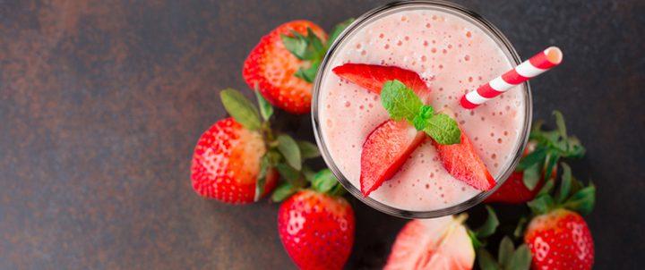 عصير الفراولة الطبيعي وفوائد صحيّة