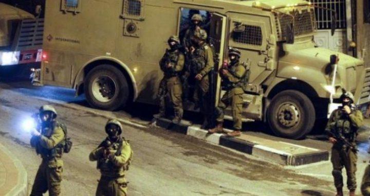 اعتقالات في الضفة والقدس - الحصيلة 13 مواطنا