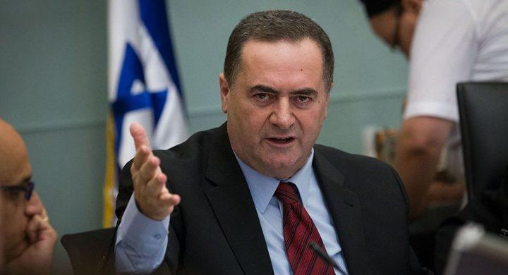 كاتس يهدد بشن عملية عسكرية على غزة