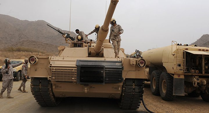 اليمن.. وصول قوات سعودية لاحتواء توتر في شبوة