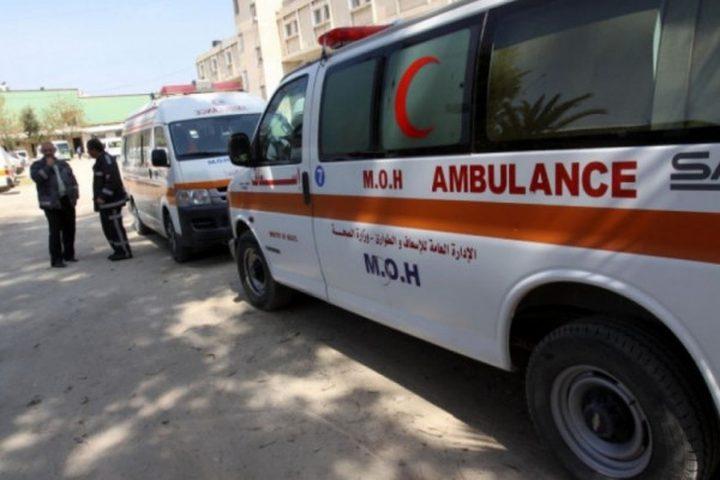 مصرع طفل 4 أعوام بحادث سير جنوب غزة