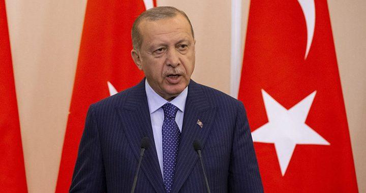 أردوغان: سنواصل التنقيب عن الغاز شرقي المتوسط