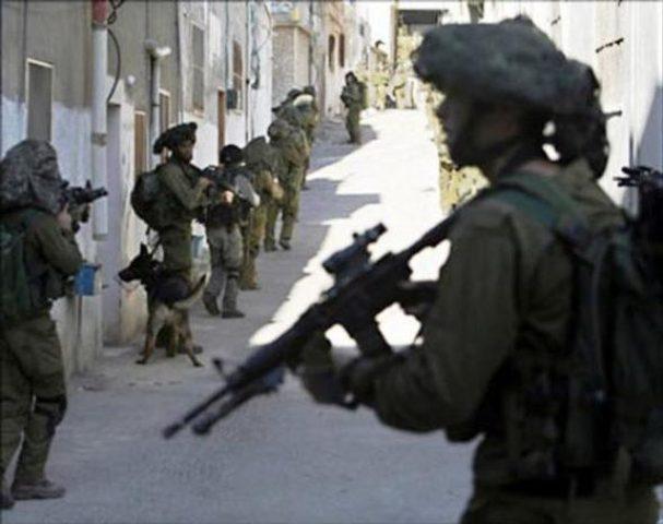 لليوم الثاني : قوات الاحتلال تقتحم بلدة يعبد غرب جنين