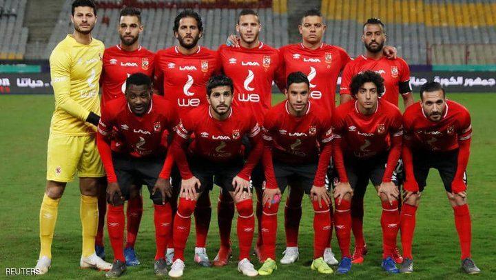 الأهلي يفوز على ضيفه السوداني بـ9 أهداف نظيفة