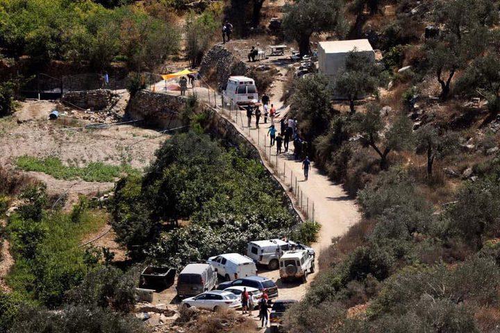 مقتل مجندة إسرائيلية واصابة اثنين آخرين غرب رام الله(محدث)