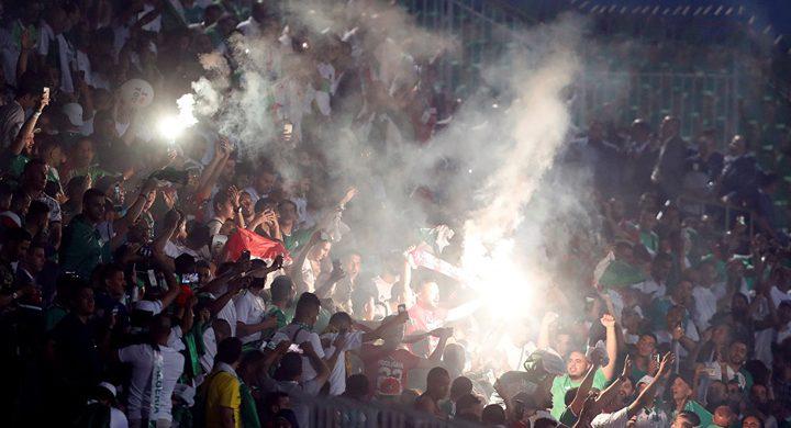 مصرع خمسة جزائريين واصابة العشرات في تدافع خلال حفل غنائي