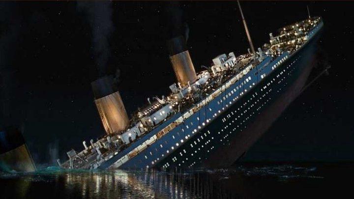 """صور مذهلة لسفينة """"تيتانيك"""""""