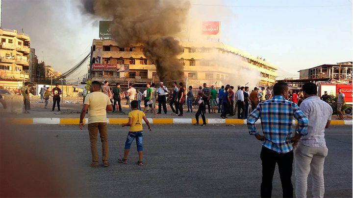 العراق.. عشرات الإصابات في انفجار جنوبي بغداد
