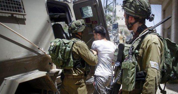 اعتقالات ومصادرة تسجيلات الكاميرات غرب رام الله