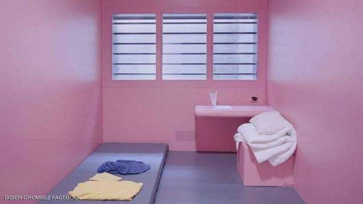 سويسرا تختار اللون الوردي لطلاء السجون للحد من العنف