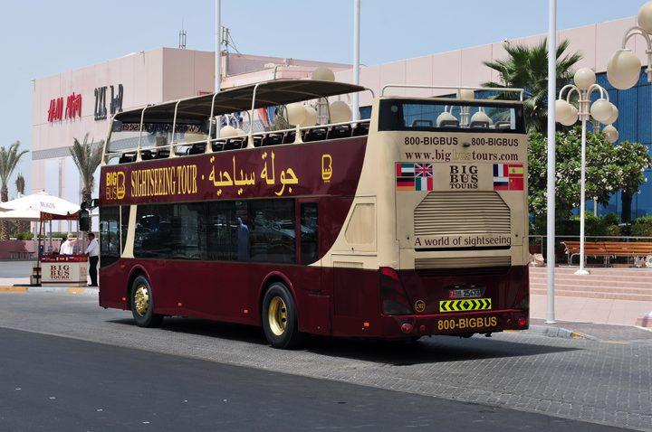 إطلاق نار على حافلة تقل سياحاً في البتراء بالأردن
