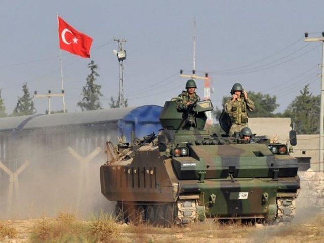 تركيا تعلن بدء العمليات المشتركة مع واشنطن تمهيدا للمنطقة الآمنة