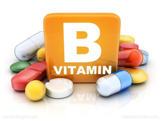 """تعرف على أهمية فيتامين """"ب"""""""