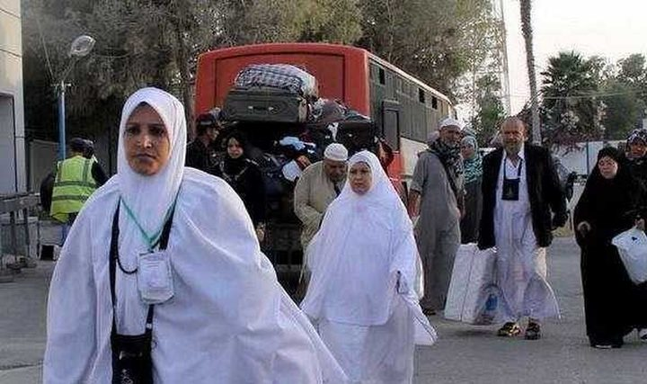سفارة فلسطين لدى القاهرة تعلن انتهاء عودة حجاج قطاع غزة