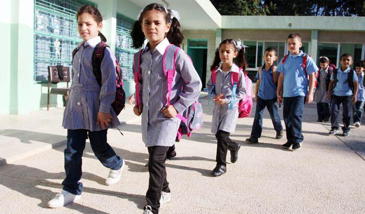 مليون و300 ألف طالب وطالبة يتوجهون إلى مدارسهم صباح اليوم