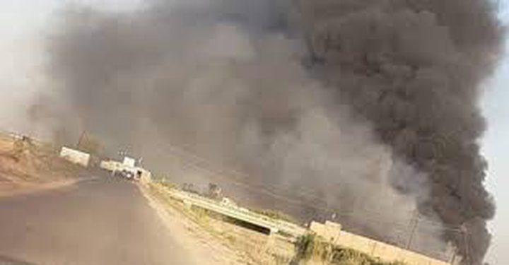 مقتل 9 عناصر من قوات الحشد الشعبي قرب الحدود العراقية السورية
