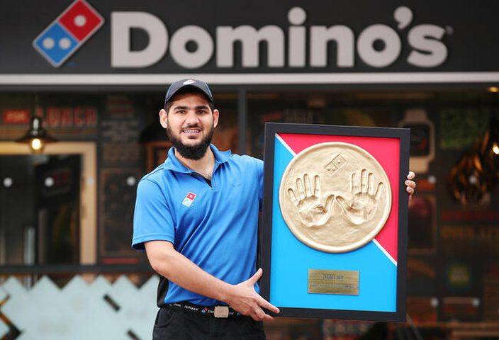تعرفوا على قصة الفائز بلقب أسرع طاهي بيتزا في قارة أوروبا