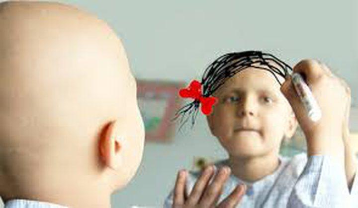 فنان مصري يدعم مرضى السرطان