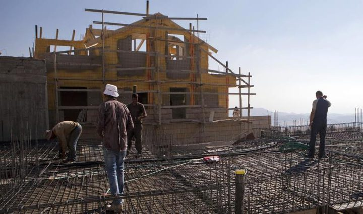 استقرار أسعار تكاليف البناء وارتفاع تكاليف الطرق الشهر الماضي