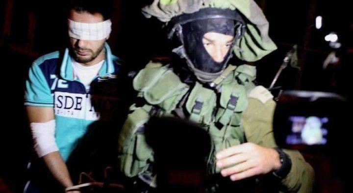 الاحتلال يعتقل شابين من كفر نعمة ويستولي على مركبة غرب رام الله